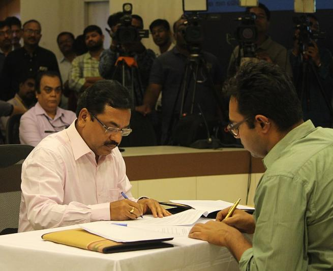 CIS Signs MoU with Odia Virtual Academy