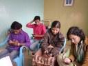 Marathi Wikipedia Edit-a-thon at Dalit Mahila Vikas Mandal, Satara