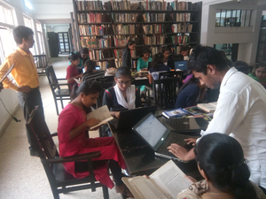 Marathi Wikipedia Workshop & 1lib1ref session at Goa University