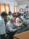 Marathi Wikipedia Workshop at Solapur University