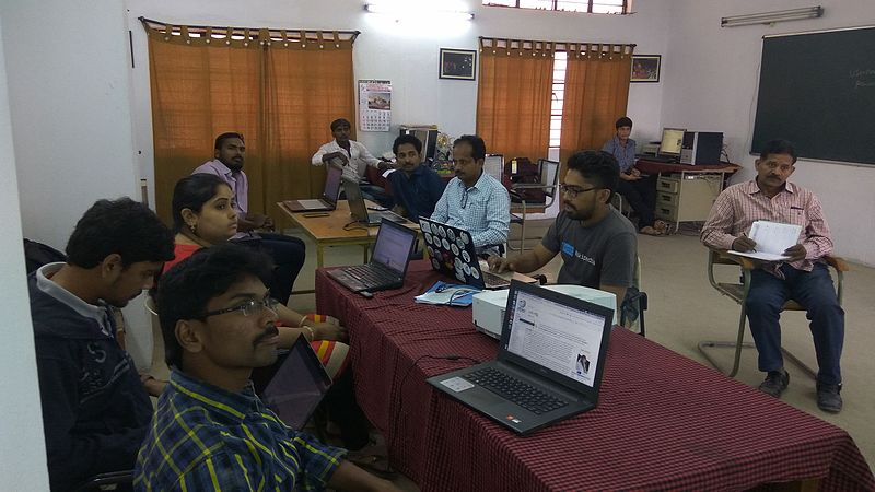 Mini TTT and MWT conducted in Hyderabad, India