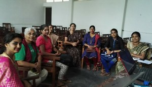 Wikiwomen's Meetup at St. Agnes College Explores Potentials and Plans of Women Editors in Mangalore, Karnataka