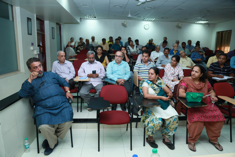 Marathi Wikipedia Symposium at Gokhale Institute Of Politics & Economics