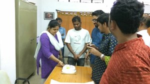 Meet Telugu Wikipedian Surampudi Meena Gayathri – the first South Indian Wikiwoman completing 100Wikidays Challenge