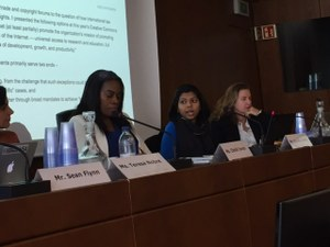 Fixing Copyright for Education (SCCR34 Side Event)