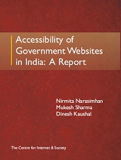 Accessibility of Government Websites in India: A Report