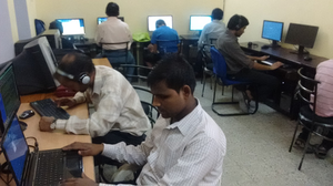 Report on 15 days Training in Basic Computing at RNKS