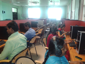 Report on 15 days Training in Basic Computing with use of NVDA and eSpeak in Hindi
