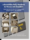 e-Accessibility Policy Handbook for Persons with Disabilities (Russian Version)