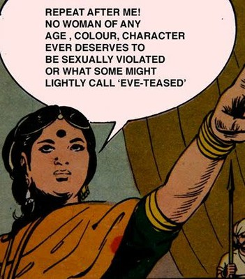 Reconceptualizing Eve-Teasing
