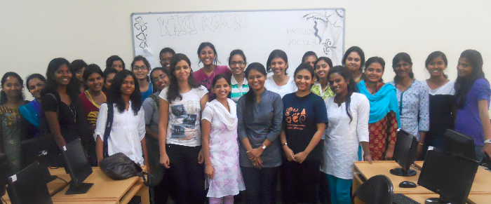 Bangalore Workshop