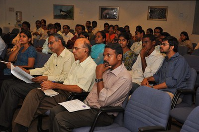 Participants in the Award Function