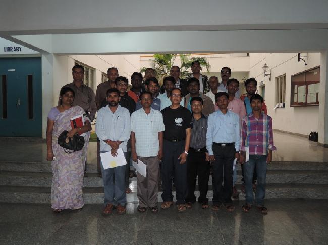 Participants @ Hubli