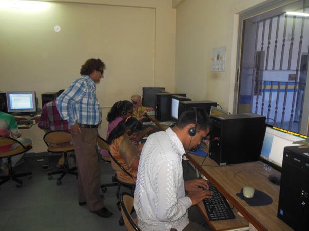 Gujarati training