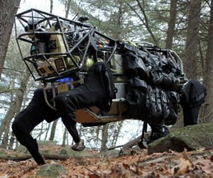 BigDog is Watching You! The Sci-fi Future of Animal and Insect Drones