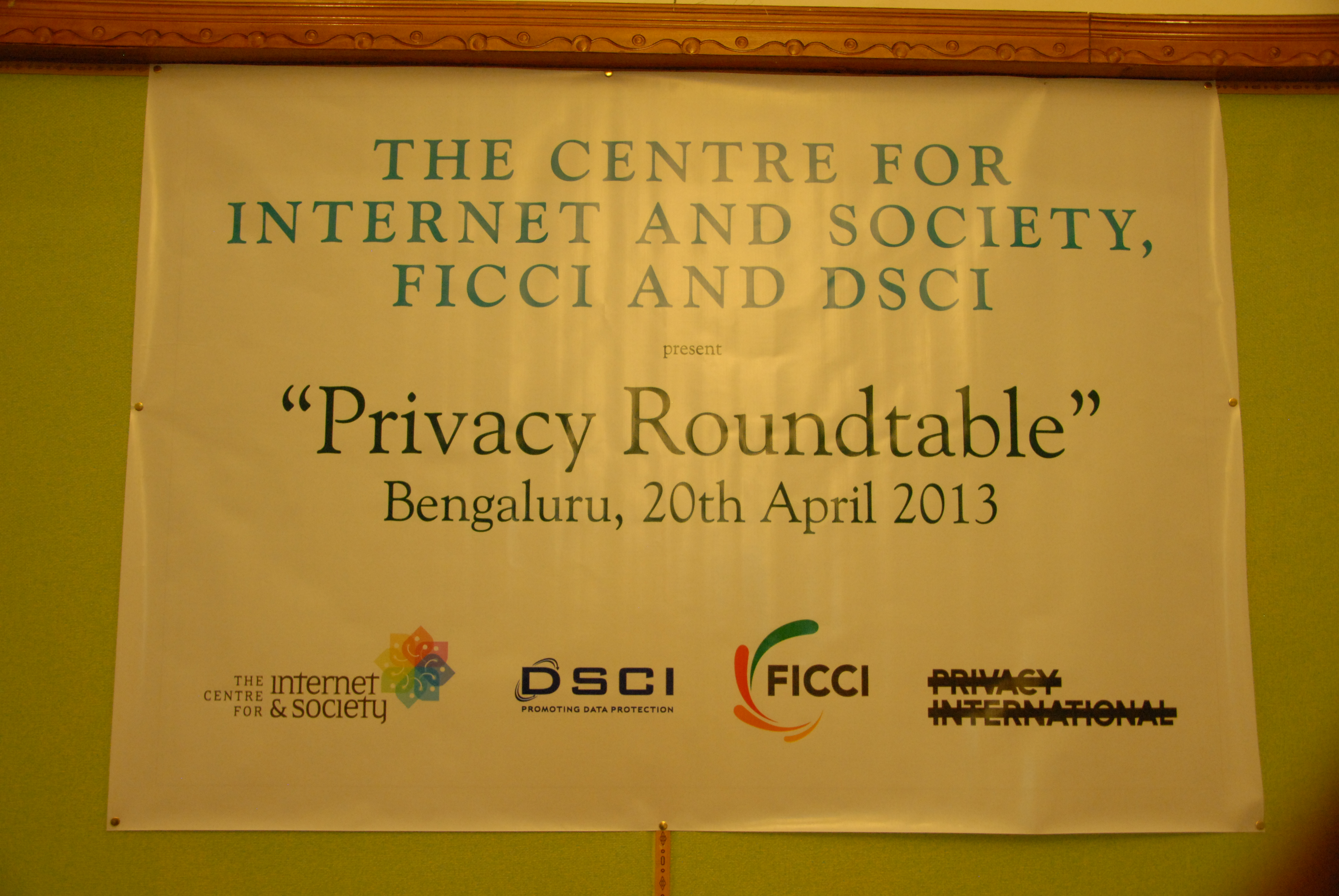 Report on the 2nd Privacy Round Table meeting