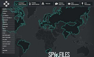 Spy Files 3: WikiLeaks Sheds More Light On The Global Surveillance Industry