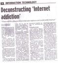Deconstructing 'Internet addiction'