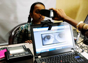 Should Nandan Nilekani's Aadhaar project, for identity proof and welfare delivery, exist at all?