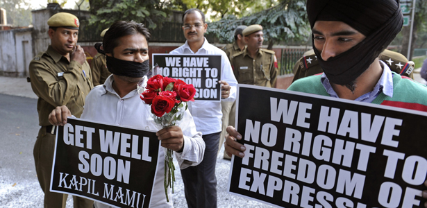 India: The New Front Line in the Global Struggle for Internet Freedom