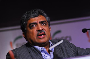 Issue of duplication of identities of users under control: Nilekani