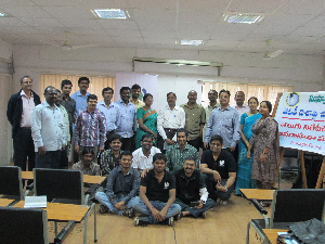 Telugu Wikipedia completes 10 years