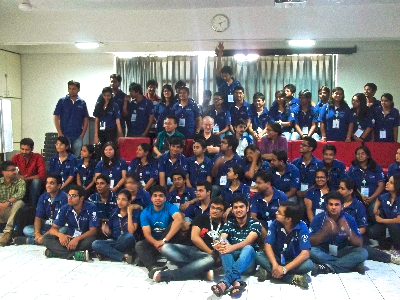FOSS, Wikimedia and Mozilla Under One Roof at GNUnify 2013, Pune