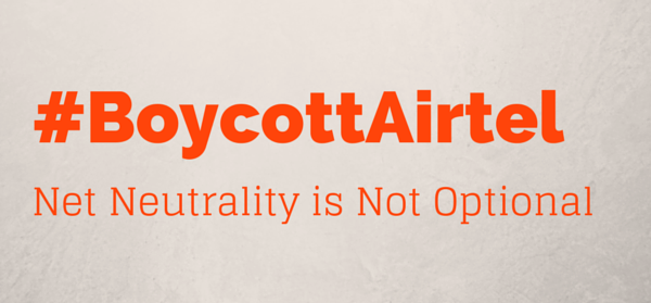 Indians Plead for #NetNeutrality as Airtel Raises Data Charges