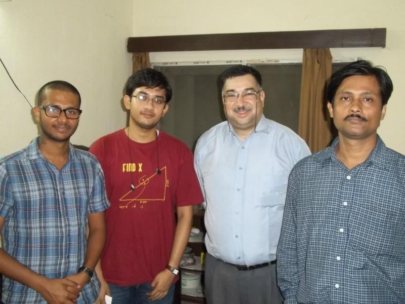 Kolkata: Tasting the Sweetness of Wikipedia!