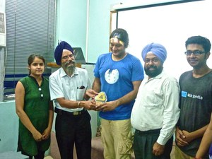 The First Punjabi Wikipedia Workshop