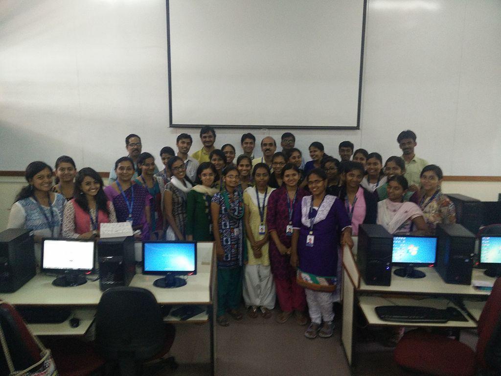 Kannada Wikipedia Education Program at Christ university: Work so far