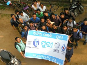 Odia Wikipedia workshop in Puri, Odisha sparks creation of informal Wikipedia group WikiTungi