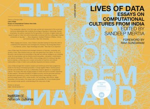 Data Lives of Humanities Text