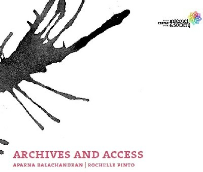 Archives and Access